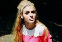 Retro Summer / Model: Samantha Jane Peters / Make-up and Hair: Laura Naish / Photographer: Cansu Ozukaraca