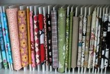 Fabric  Stash - Storing Fabric