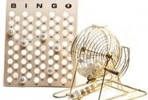 Bingo Balls and Cages / Choose from a variety of styles. Each set of Bingo Balls is perfectly paired with our well-made Ping Pong Master Boards.