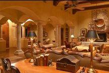 Arizona Ranch Estate / Arizona Ranch Estate, Arizona Interior Design, Interior Design, Construction Remodel, Kitchen Remodel, Kitchen, Home Remodel, Living Room, Living Room Decor, Master Bedroom, Luxury Home, Luxury Decor, Luxury