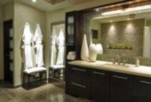Encanto Estates / Encanto Estates, Bathroom Remodel, Bathroom, Luxury Bathroom, Luxury, Luxury Home, Contemporary Bathroom, Contemporary, Shower, Bath Tub, Stone Wall, Modern Bathroom, Interior Design, Bathroom Decor,