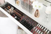 Makeup decor
