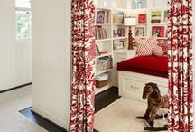Rooms that are Made for Reading a Book!