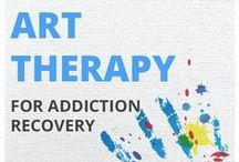 Recovering Addict Art / Art therapy for addiction recovery.