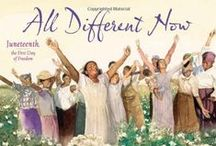 Black History Month / A selection of books for children that celebrate the rich heritage of African-Americans. These are stories about men and women from all walks of life who, in their own way, made a difference.