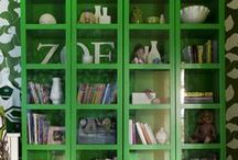 Bookcases for those Special Books!