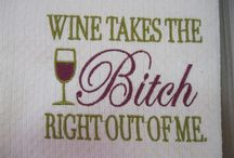 WINE Signs / wine signs...mostly amusing! / by Diane Dawes