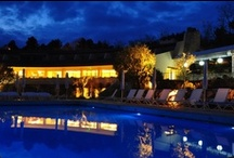 La Vague de Saint Paul / Beautiful 4 star Hotel located in Saint Paul de Vence.