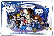 Disney / Disney Disney and more Disney...aka my second home <3