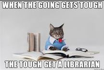 Libraries, here, there....everywhere!