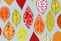 prints (leaves) / by Coby Kraaijeveld