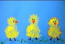 Springboard / Oh blessed Spring...