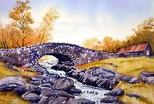 Rob Wigham Gallery 2 / More watercolour paintings from Rob Wigham
