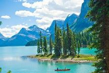 Places to go in Canada / Here you'll find a list of places that you must see in Canada!