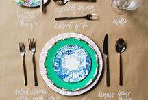 MionMion / Comidas, bebidas, receitas e uma mesa bem posta