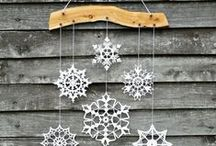 Winter Wonderland / Holiday cheer, decorations, Christmas ornaments & child-like wonder / by FirstTimeFoods