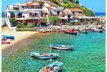 Greece / Would love to visit this beautiful place!