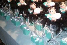 baby shower for a baby girl without using pink / breakfast at tiffany,tiffany &co / by Lola Garcia