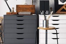 W O R K / Home office ideas