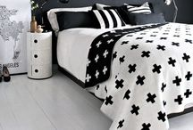 B E D R O O M Zzz / The bedroom is a sanctuary. A place to relax, unwind and dream.