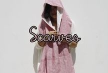Scarves / Discover our new scarves collection, now available in our Ho-Chi-Minh City and Phnom Penh shops !
