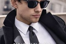 Burberry Eyewear / So british... les collections Burberry allient élégance intemporelle et détail couture.  What else ?!