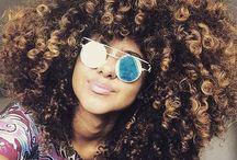 B I G G E R  H A I R / Afro hair