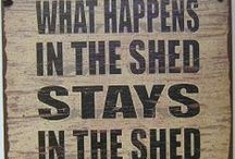Love your shed / For everything shed related