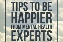 Mental Health Awareness & Tips / Mental Health Tips, information as well as inspiring stories