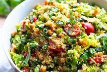 yemek salata