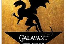 Galavant / Way back in days of olde, there was a legend told, about a hero known as Galavant!!
