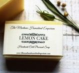 our cold processed essential oil soaps