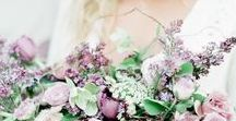 Ultra Violet Wedding Inspiration / Wedding inspiration for Pantone's Color of the Year 2018: Ultra Violet | Foxblossom Co.