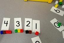 Math is Fun! / Preschool / by Carolyn Stevens