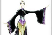 FASHION DESIGN by ArtEcò Creazioni - Illustrations of Dresses
