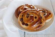 Dolci da forno / Brioches, paste sfogliate, croissants ...