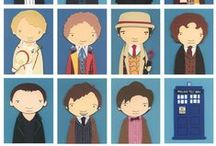 Doctor Who / All things Who / by Mirror Accio