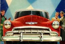 See the U.S.A. in your Chevrolet / by Christopher Crain
