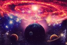 SPACE / Images captured from space and universe colorful and beautiful;;)