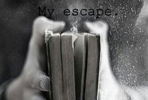 Addicted to reading!
