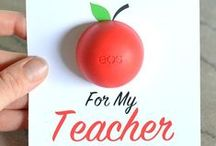 Teaching Gifts for Teachers (& Students) / Back to school teacher gifts and end of year gifts for students and end of year gifts for teachers.  Plus everything in between!  Gifts for teachers | student awards | student gifts from teacher | classroom prizes | student incentives | best teacher gifts | unique teacher gifts | favorite teacher gift ideas | teacher gifts on a budget | teacher gifts appreciation | elementary student gifts | crafty gifts for teachers | diy student gifts |