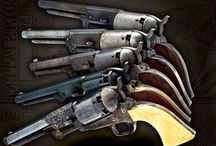 Colt Revolvers / Colt Revolvers / by Scott Weeks