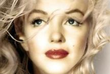 MARILYN MONROE - FOR KEITH / Images of Marilyn Monroe for my brother.....who's crazy about her. / by Cindy Schafer