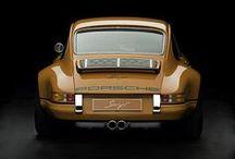 Porsche Singer 911 / Respect for a classic