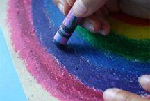 Rita och måla