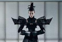 Cyberpunk, industrial, postapocalypse