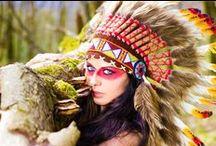 """Shooting """"Indianer"""""""
