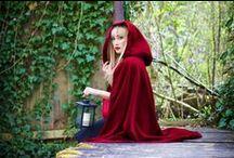 "Shooting ""Red Riding Hood"""