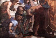 Rafael Santi (1483-1520) / by żźž