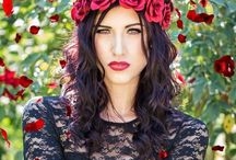 """Shooting """"Red Roses"""""""